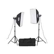 Metz Mecastudio BL-200 2 Light Kit