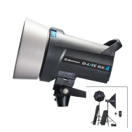 Elinchrom D-Lite RX 4/4 Softbox To Go Set with El-Skyport Transmitter