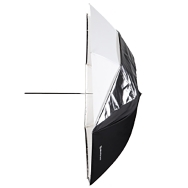 Elinchrom Shallow 2 In 1 Umbrella White/translucent 85cm