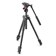 Manfrotto 290 Light Tripod Legs with MVH400AH Video Head