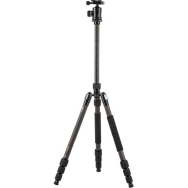 Sirui ET-1204 Carbon Fiber Tripod with K10X Ball Head