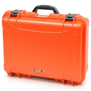 Nanuk 940 Hard Case with Cube Foam (Orange)
