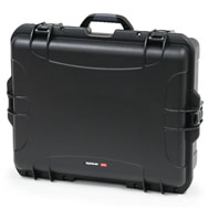 Nanuk 945 Hard Case with Cube Foam (black)