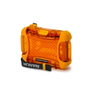Nanuk Nano 310 Case (translucent orange)