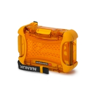 Nanuk Nano 320 Case (translucent orange)