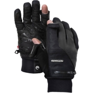 Vallerret Markhof Pro Model 2.0 Photography Gloves (Black, Small)