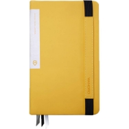 WANDRD TJ-BK-1 Travel Journal (yellow)