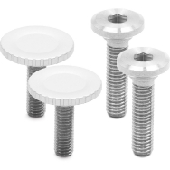 Peak Design Spare Capture Bolts Silver