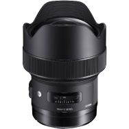 Sigma ART 14mm F1.8 DG HSM Lens for Nikon AF Mount