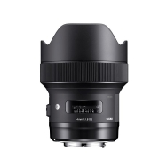 Sigma 14mm F1.8 DG HSM Art Lens for Sony E-Mount