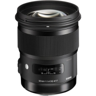 Sigma 50mm f1.4 DG HSM ART Lens (L-mount)