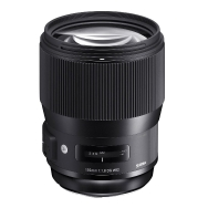 Sigma 135mm F1.8 ART DG HSM Lens for Canon EF Mount