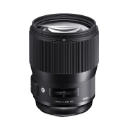 Sigma 135mm F1.8 Art DG HSM Lens for Sony E-mount