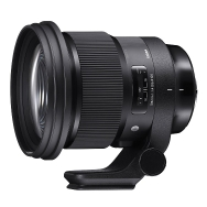 Sigma 105mm f1.4 Art DG HSM Lens for Sony E-mount