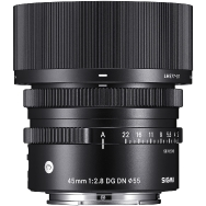 Sigma 45mm F2.8 DG DN Contemporary (Sony E-mount)
