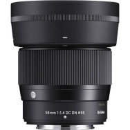 Sigma 56mm F1.4 DN Contemporary Lens for Sony FE