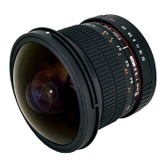 Rokinon 8mm HD F3.5 Lens (Nikon)