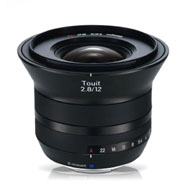Zeiss 12mm F2.8 Touit Lens (Fuji X-mount)