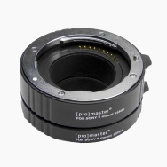 Promaster Extension Tube Set (Sony NEX)