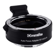 Commlite EF-R Mount With Electronic Iris and AF