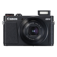 Canon PowerShot G9X Mark II Digital Camera (black)