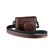 Fuji LC-X100F Leather Case (brown)