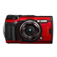 Olympus Tough TG-6 Waterproof Camera (red)