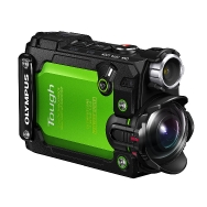 Olympus Tough TG Tracker Action Camera (green)