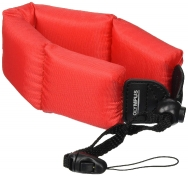 Olympus Floating Strap (Red)