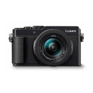 Panasonic Lumix LX100 II Digital Camera (black)