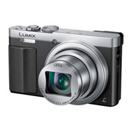 Panasonic Lumix DMC-ZS50 Camera (silver)