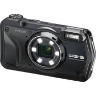 Ricoh WG-6 Waterproof Camera (Black)