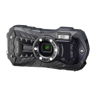 Ricoh WG-70 Waterproof Camera (black)