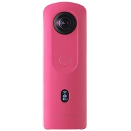 Ricoh THETA SC2 4K 360 Spherical Camera (Pink)