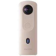 Ricoh THETA SC2 4K 360 Spherical Camera (Beige)