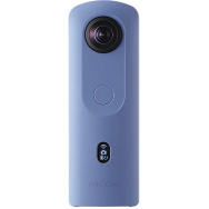 Ricoh THETA SC2 4K 360 Spherical Camera (Blue)