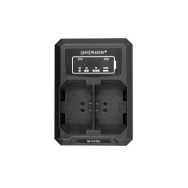 ProMaster Dually NP-FW50 USB Charger Sony