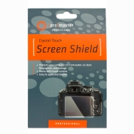 Promaster 3.0-inch Crystal Touch Screen Shield