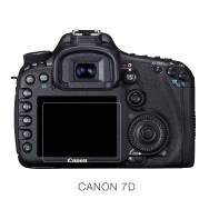 Phantom Glass for Canon EOS 7D
