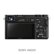 Phantom Glass for Sony A6000, A5000, NEX5N or NEX5C