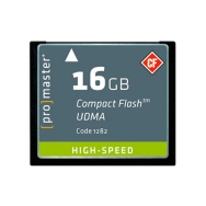 Promaster High Speed 16GB Compact Flash Memory Card