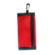 Promaster Soft Memory Card Case (red)