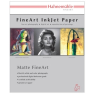 Hahnemuhle William Turner Matte Fine Art Paper 8.5x11 (25 Sheets)