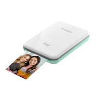 Canon IVY Mini Photo Printer (mint green)