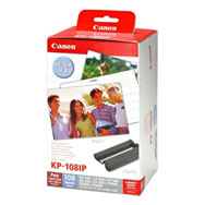 Canon KP-108IP Ink and Paper