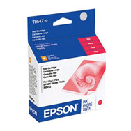 Epson R800/R1800 Red Ink T054720