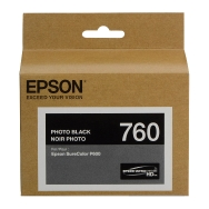 Epson Photo Black Ink Cartridge for P600 (T760120)