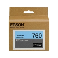Epson Light Cyan Cartridge for P600 (T760520)