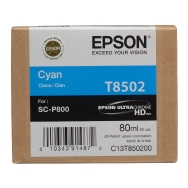 Epson P800 Cyan 850 Ink (T850200)