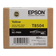 Epson P800 Yellow 850 Ink (T850400)